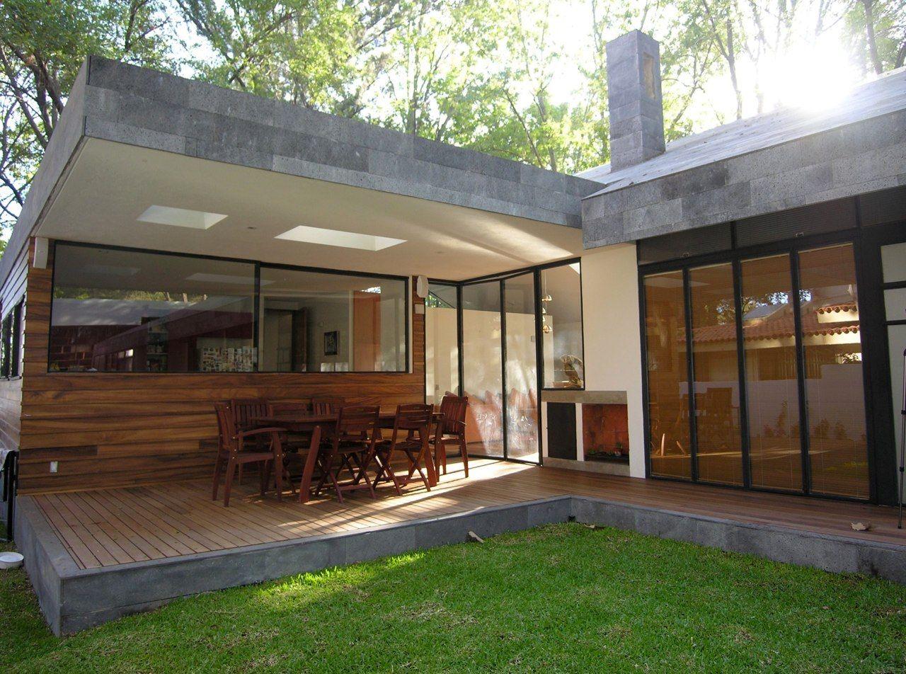 landscape design for terrace house - Home Terrace Design