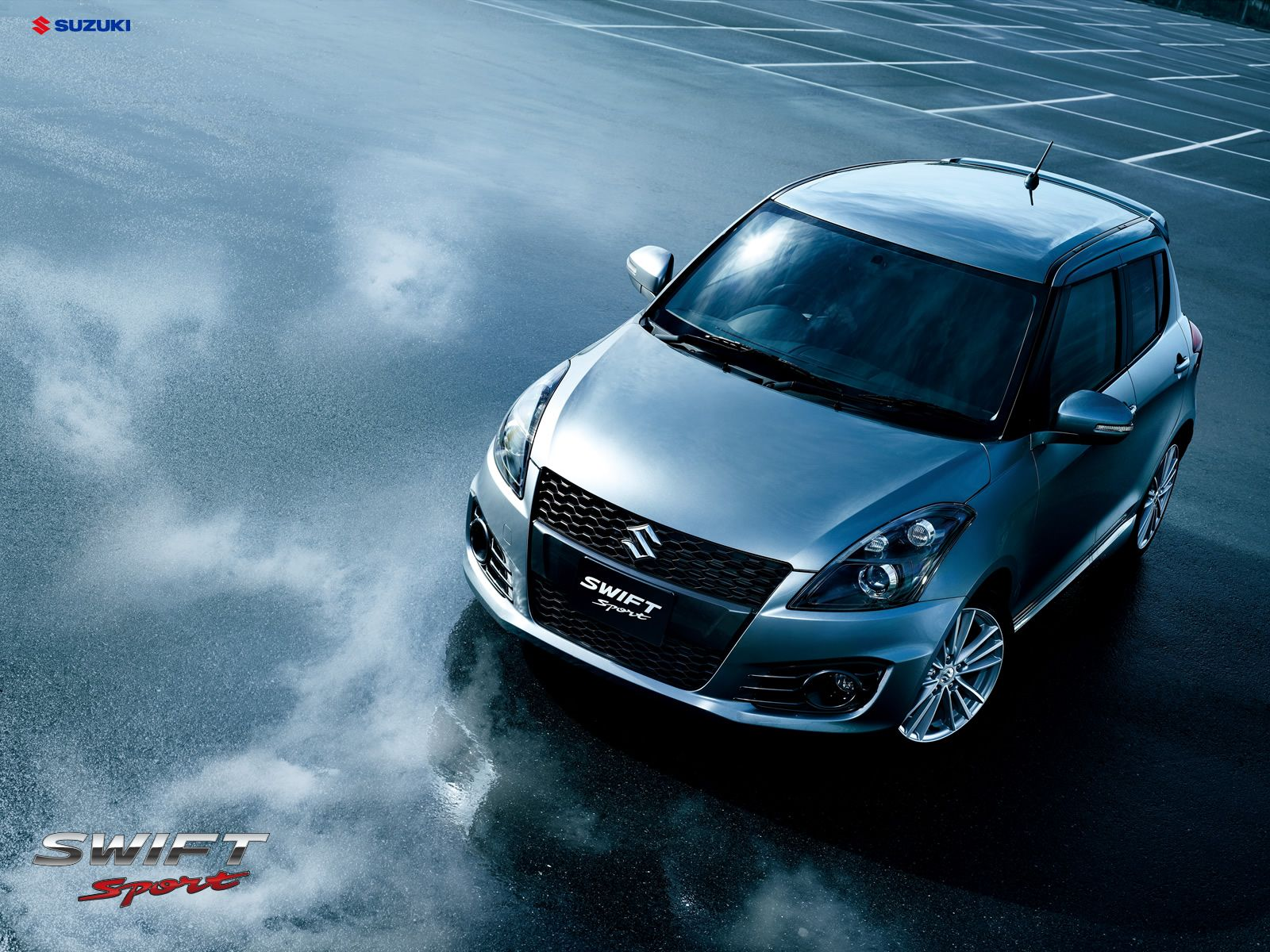Suzuki swift sport 2013 pictures to pin on pinterest - Suzuki Swift Sport Wallpaper With A Blistering New Design Powerful 100kw Engine Fierce Power