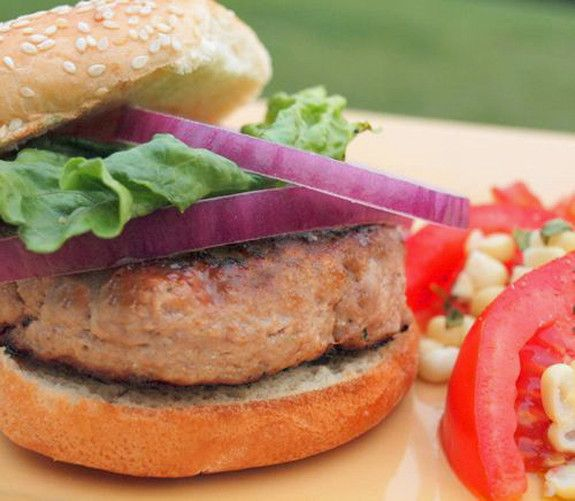 Pan Seared Turkey Burgers Recipe Pinterest Turkey Burgers