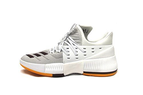 new products 0538a 99c09 Amazon.com  adidas Mens Dame 3 Basketball Shoe  Basketball