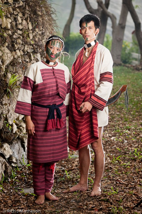 Taiwanese Aboriginal Tribes — 臺灣原住民14族 (With images) | World ...