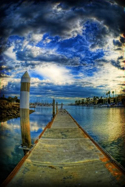 Sunset Channel Islands Harbor: Oxnard, Photo, Pictures
