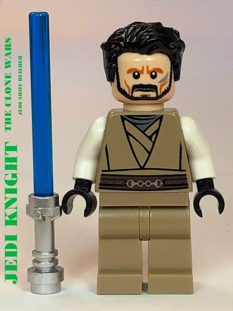 Lego Star Wars Jedi Yoda Mace Windu Anakin Skywalker Geonosis Arena