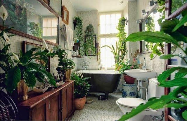 no end to design: botanical interiors
