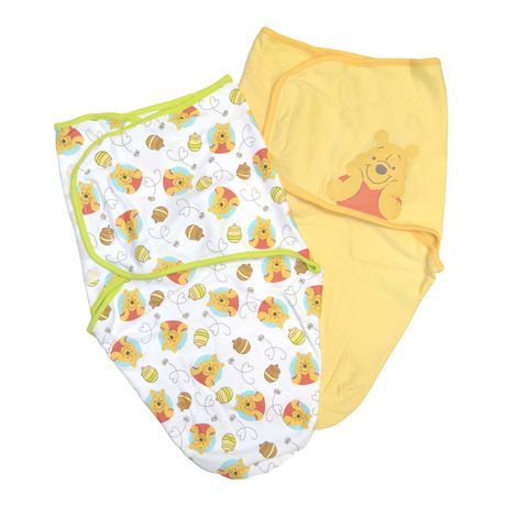 Walmart Swaddle Blankets Disney Pooh 2 Pk Swaddle Blanket Available From Walmart Canadafind