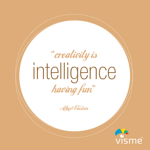 "Quotes On Creativity Captivating Creativity Is Intelligence Having Fun""  Albert Einstein Quotes . Inspiration"