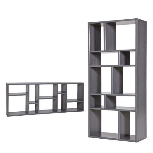 vtwonen wand en boekenkast
