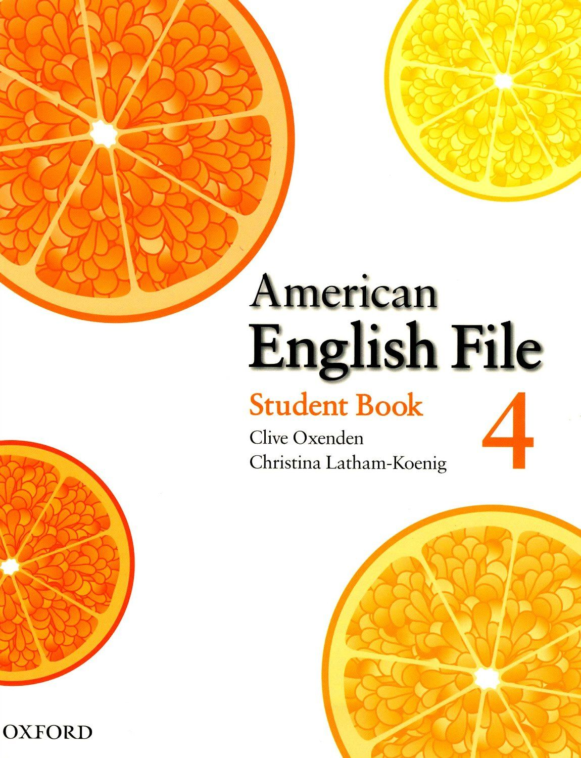 American English File 4 Student Book Class Audio Cds Dvd Video