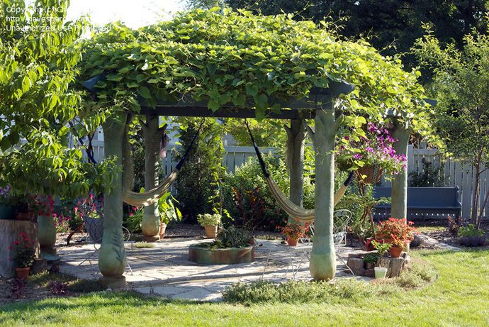 40 Pergola Design Ideas Turn Your Garden Into A Peaceful Refuge Pergolas Gardens And Backyard