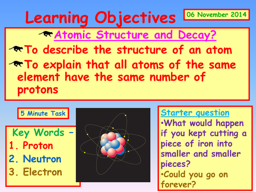 Emigcseem C3 The Atom Elements And Periodic Table Chemistry