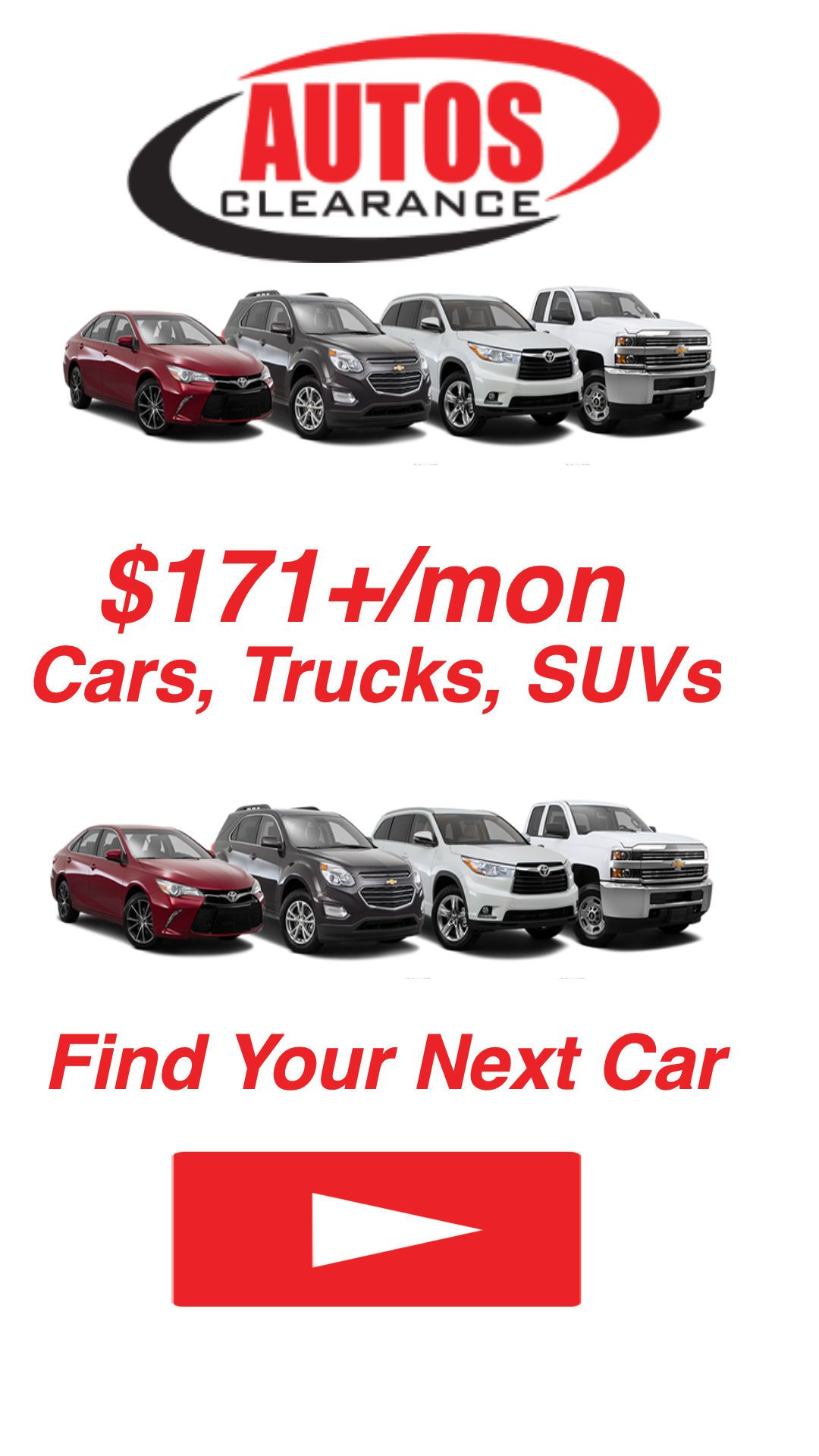 look for find find a used car truck or suv