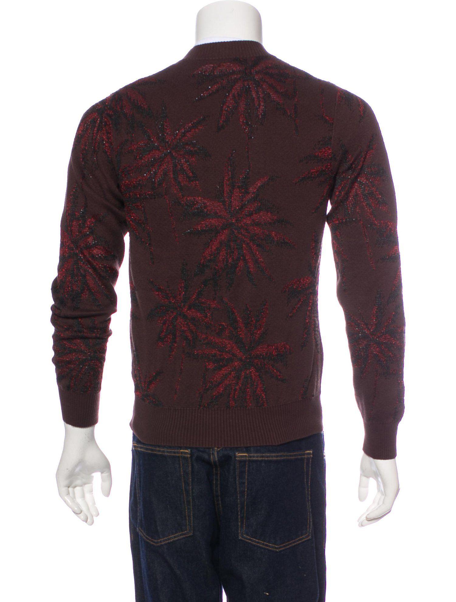 5b0620e606 Dries Van Noten Brocade Knit Jacket - Clothing - DRI46600