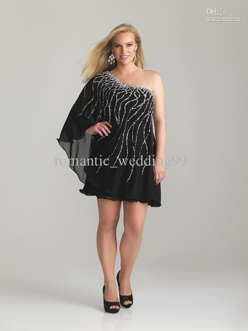 knee length plus size prom dresses image collections - dresses
