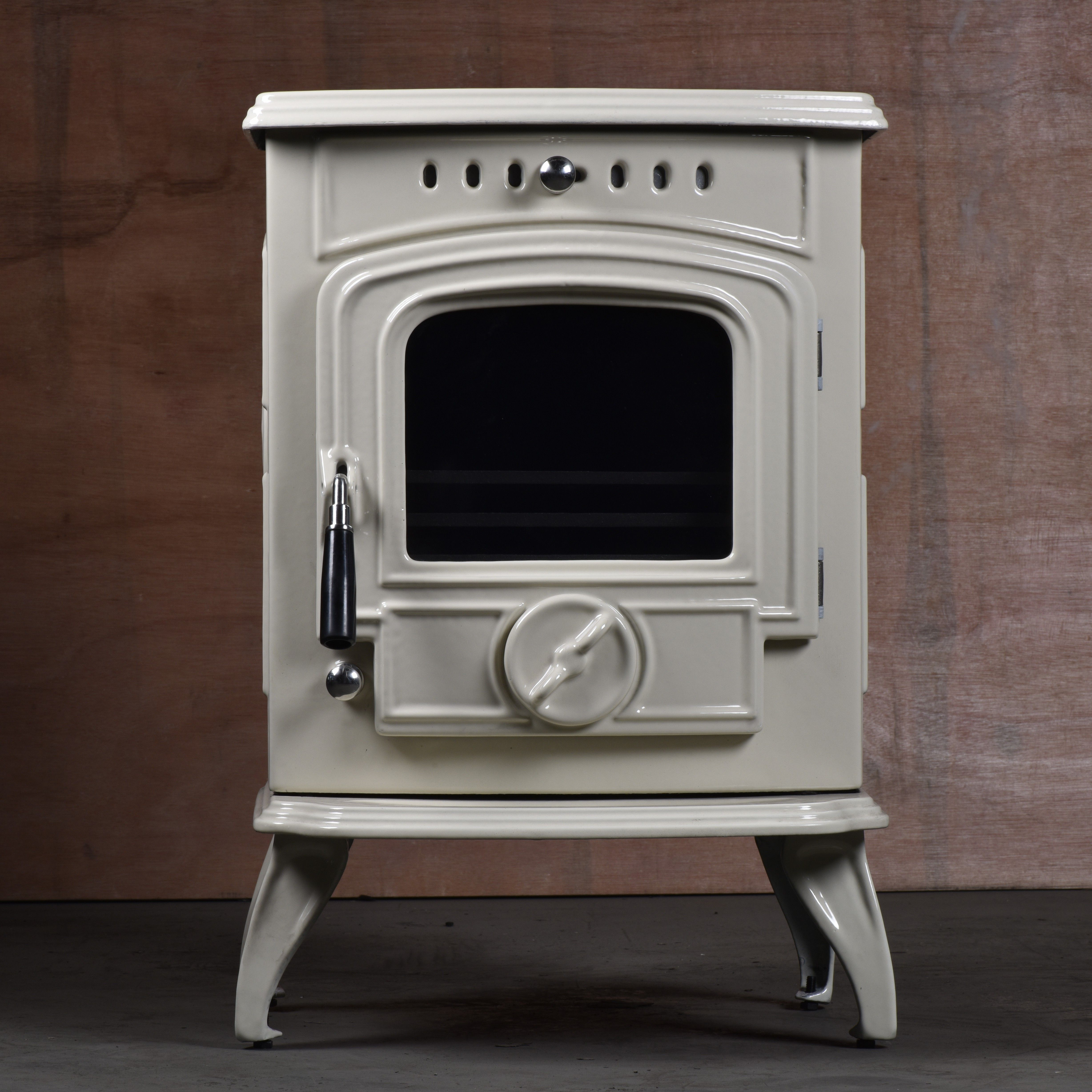 Cheap Cast Iron Wood Burning Stove With Enamel For Sale Hf332e ...