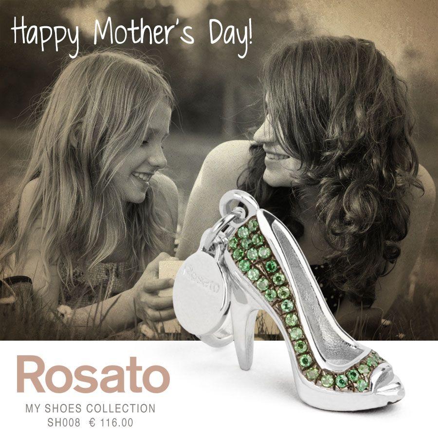 #Rosato Jewels - Rosato per la #festadellamamma - #mothersday - My #shoe charm