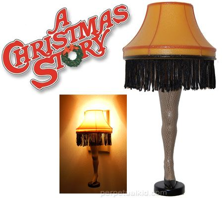 A Christmas Story Leg Lamp Nightlight And More Trending Gift Ideas At  Perpetual Kid. Now You Can Add Of Splash Of Christmas Flare To Any Room!