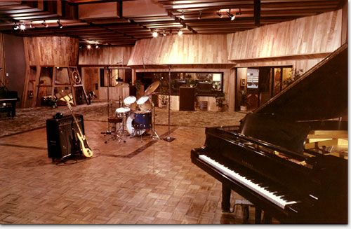 Magnificent Rumbo Recorders Recording Studio Daryl Dragon Eric Wrobbel Largest Home Design Picture Inspirations Pitcheantrous