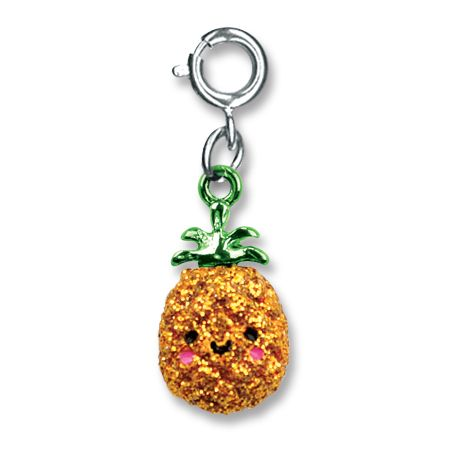 Shop CHARM IT! - Pineapple, $6.00 (http://www.shopcharm-it.com/charms/pineapple/)