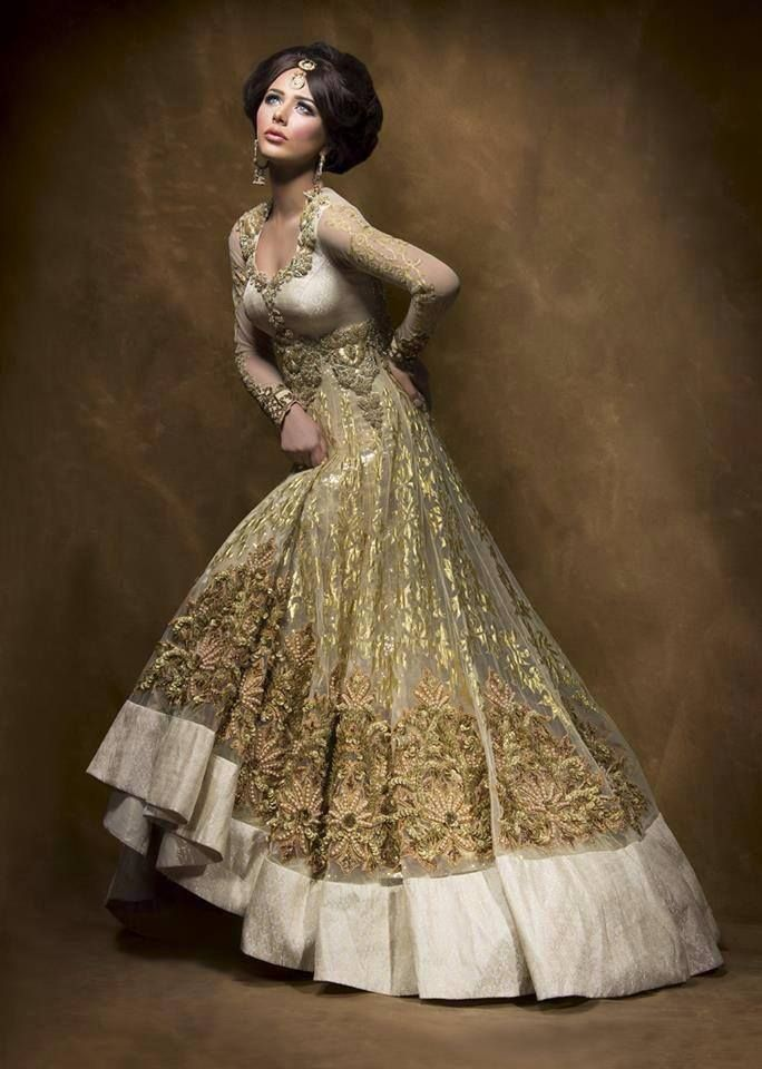"""Women Semi Formal Dress 2014 by Meshal"""" is the name of collection ..."""