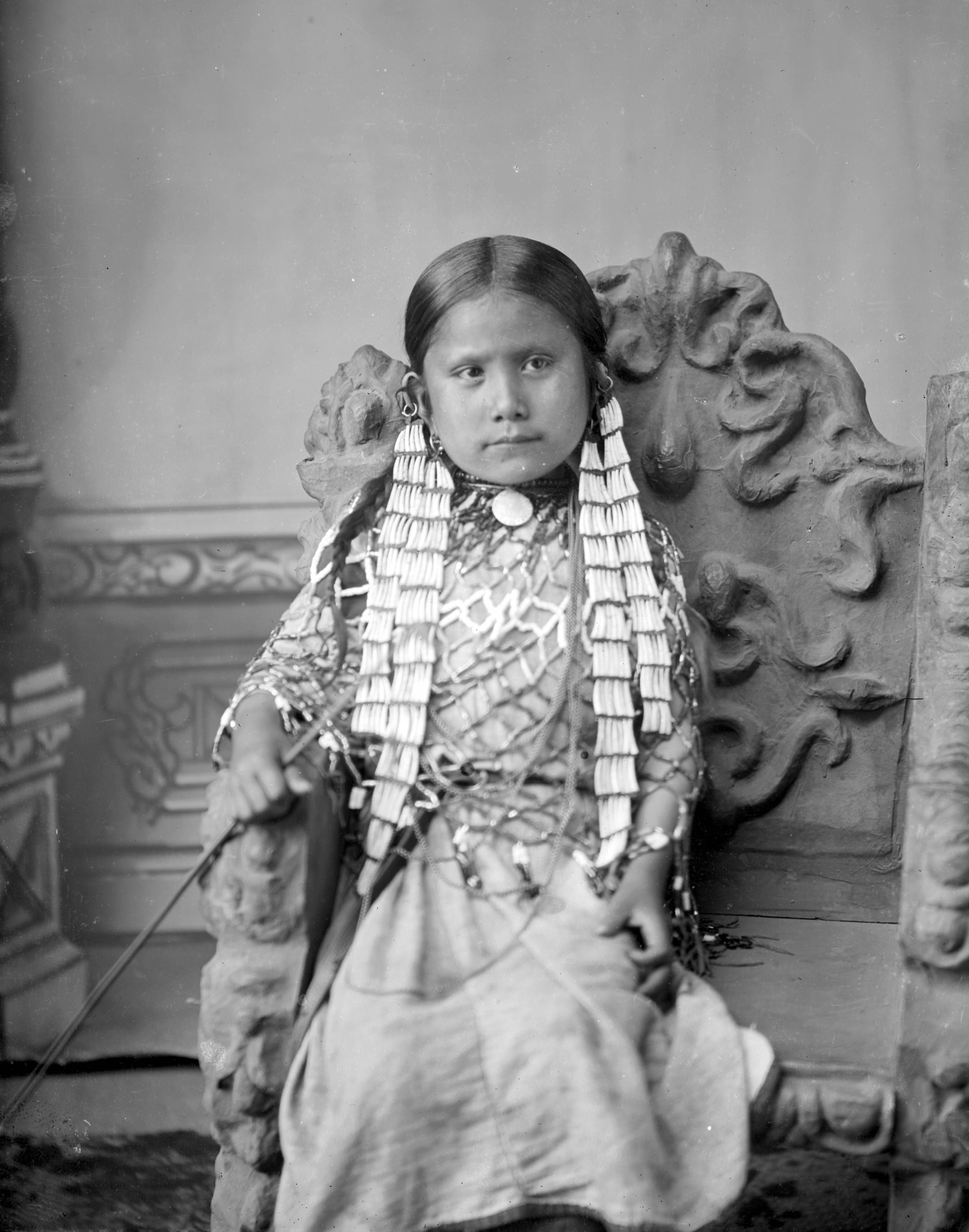 standing holy daughter of sitting bull by david frances barry