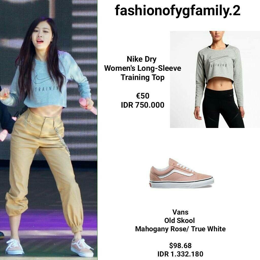 Blackpink Rose Kpop Fashion Outfits Korean Outfits Kpop Outfits