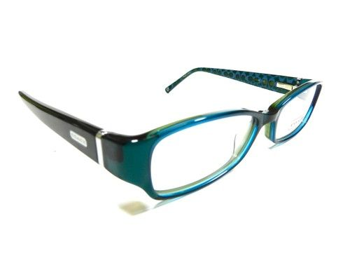Coach eyeglasses nuala 2019 teal optical auth new in 2018 | Glasses ...