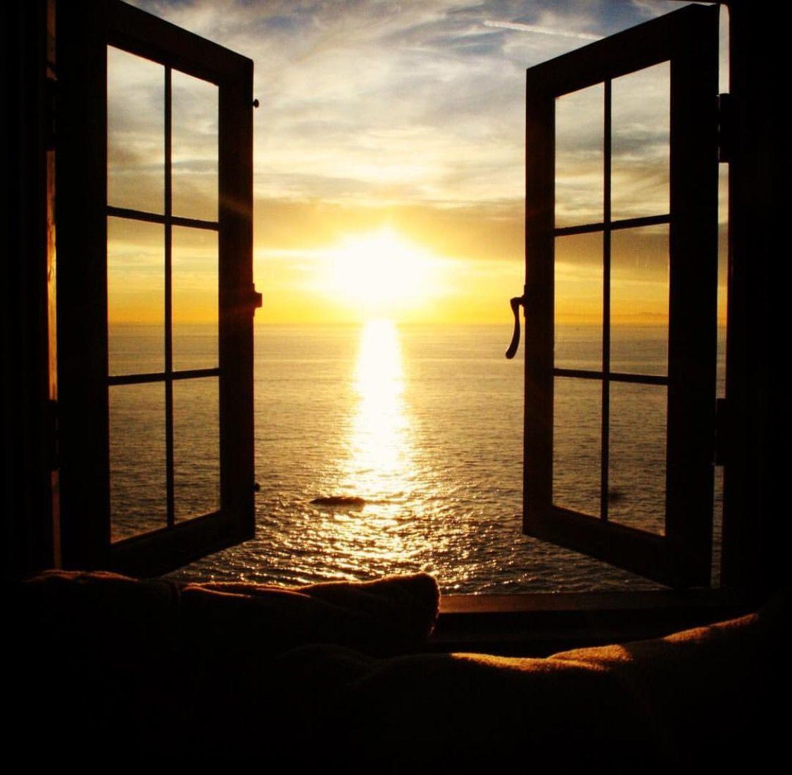 картинки вид из окна на закате хотите убрать