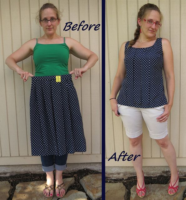 Before & After By Nosmallfeet, Via