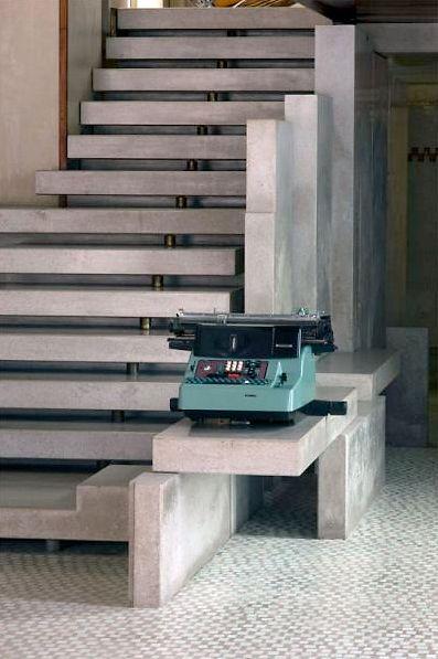 scarpa carlo scarpa olivetti showroom st mark 39 s square. Black Bedroom Furniture Sets. Home Design Ideas