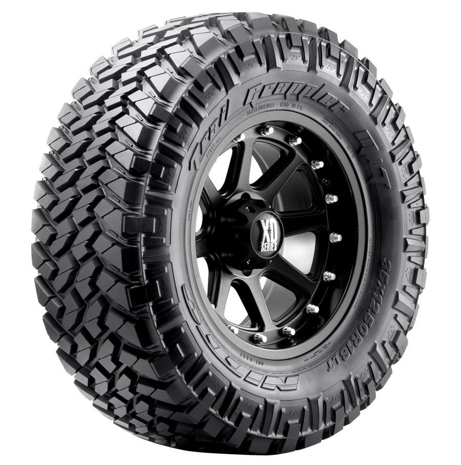 Nitto Trail Grappler.