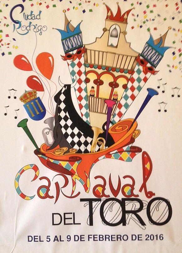 Carnaval del Toro , Ciudad Rodrigo , Salamanca  Spain   2016