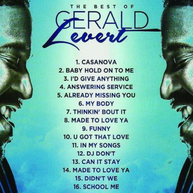 Best of Gerald Levert Tribute MP3 Download | #PressureMP3