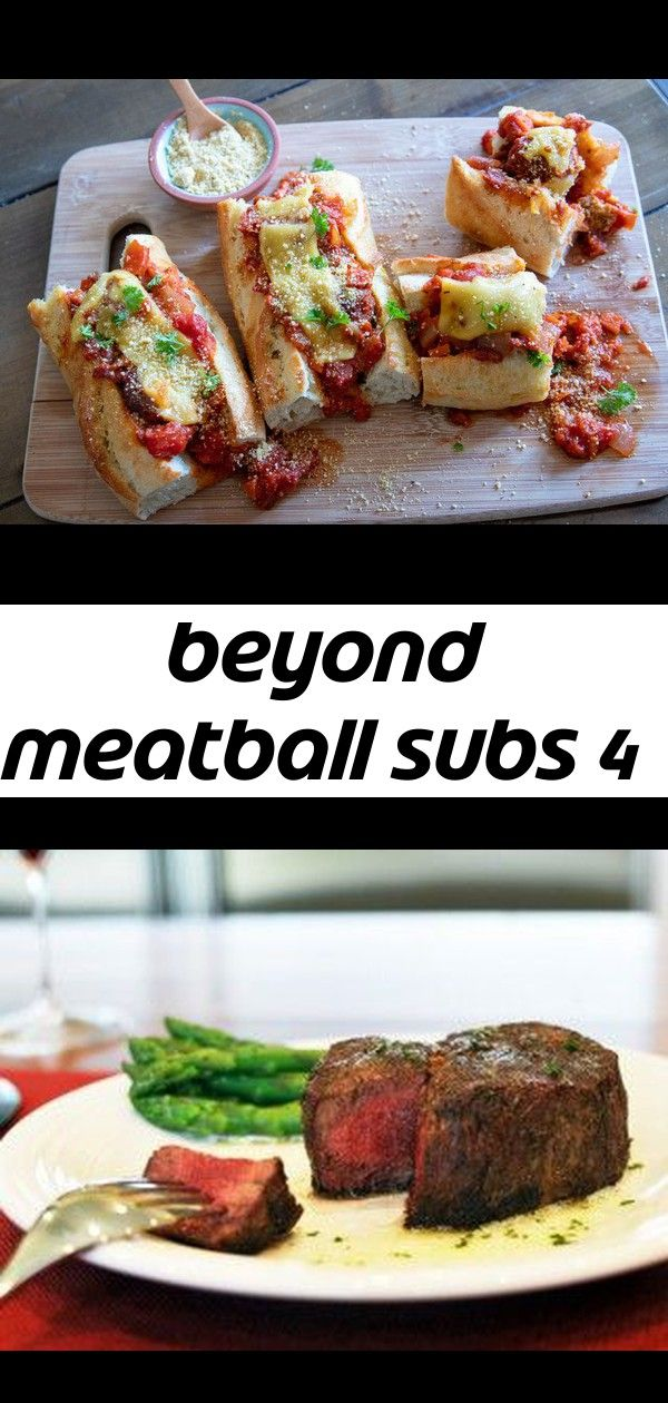 Beyond meatball subs 4 beyond meat meat ball sandwich Ruths Chris Steak House Petite Filet copycat recipe by Todd Wilbur Pepper Steak Stir Fry Recipe  Chinese Pepper Stea...