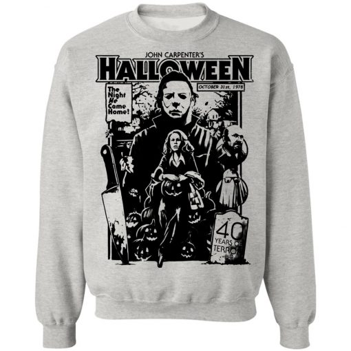 Michael Myers Halloween 1978 Horror Movie Sweatshirt