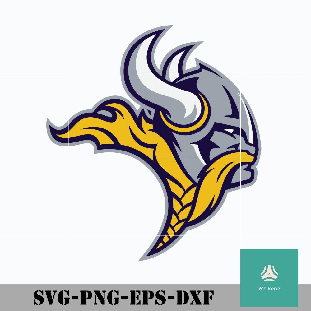 Minnesota Vikings Logo Svg Minnesota Vikings Svg Vikings Svg Nfl Svg Png Dxf Eps Digital File Viking Logo Minnesota Vikings Logo Minnesota Vikings