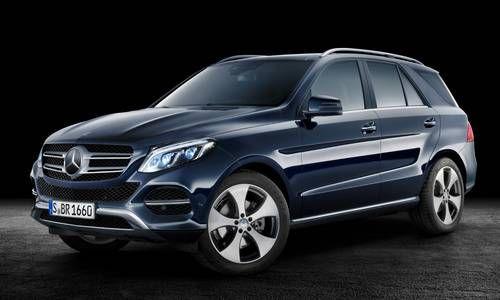 Mercedesbenz Glesuv Un Vehiculo Absolutamente Seguro De Si Mismo