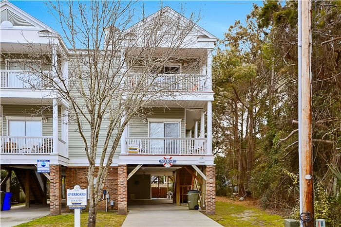Vacation Rental Surfside Beach SC. 5 Bedroom with
