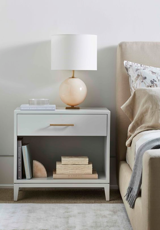 35 Bedside Table To Decorate Your Home Life Practical And
