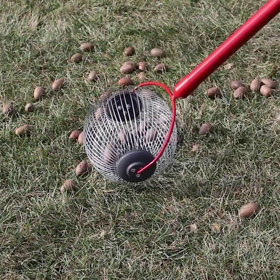 Weasel Medium Nut Gatherer Gardenweasel Lawn And Garden