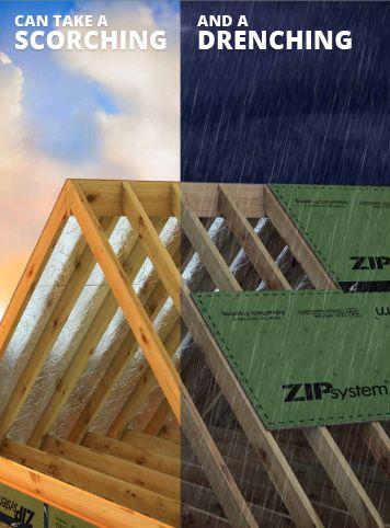 Zip System Radiant Barrier Huber Engineered Woods Radiant Barrier Farm Plans Radiant Heat