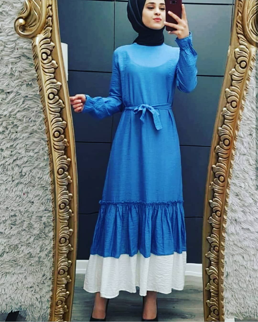 Moda Butik Fashion Ask Love Giyim Kusam Butik Boutique Instagram Follow Takipci Pantolo Hijab Style Tutorial Long Sleeve Dress Fashion