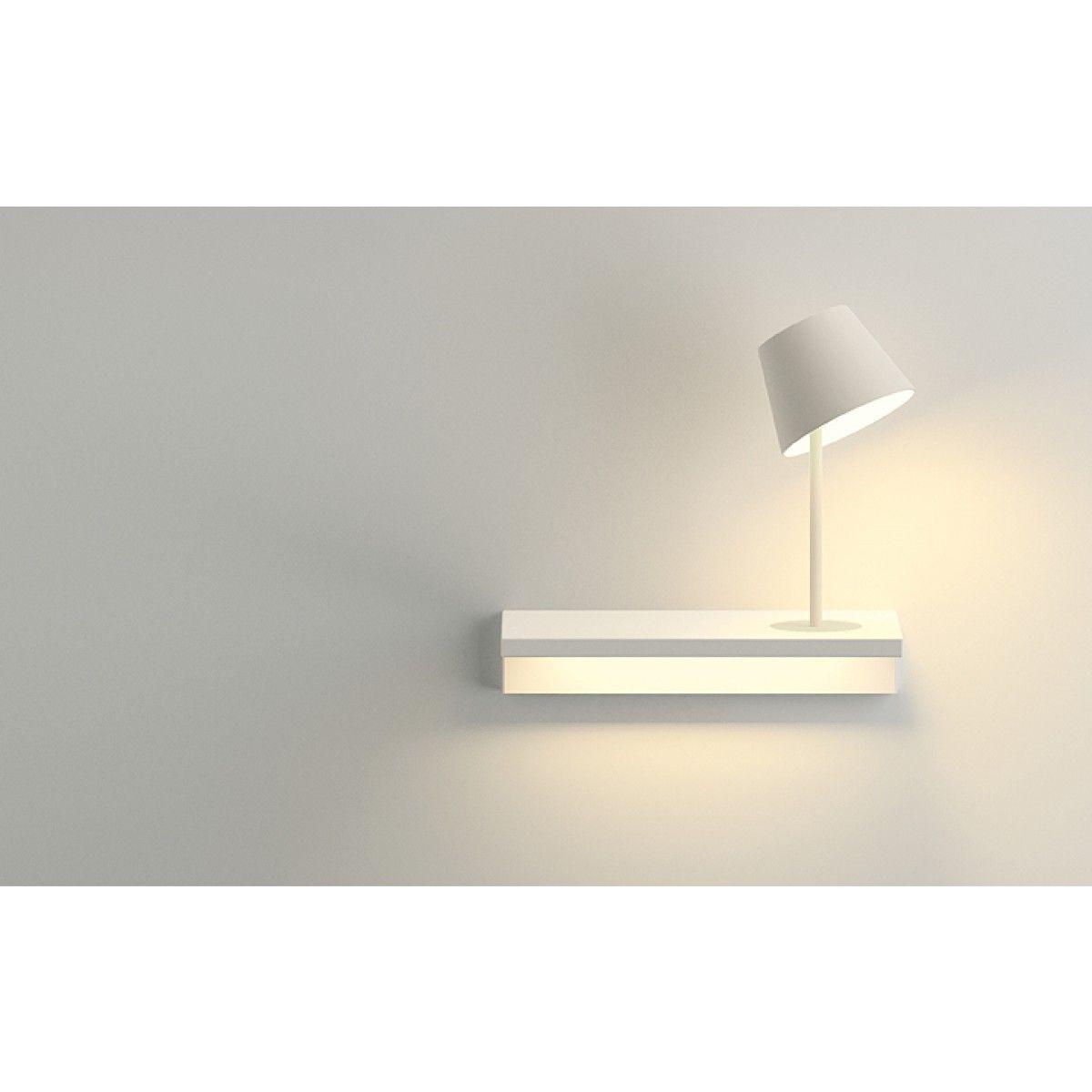 Applique Liseuse Suite 6046 By Vibia Luminaire Chambre Luminaire Lampe Murale
