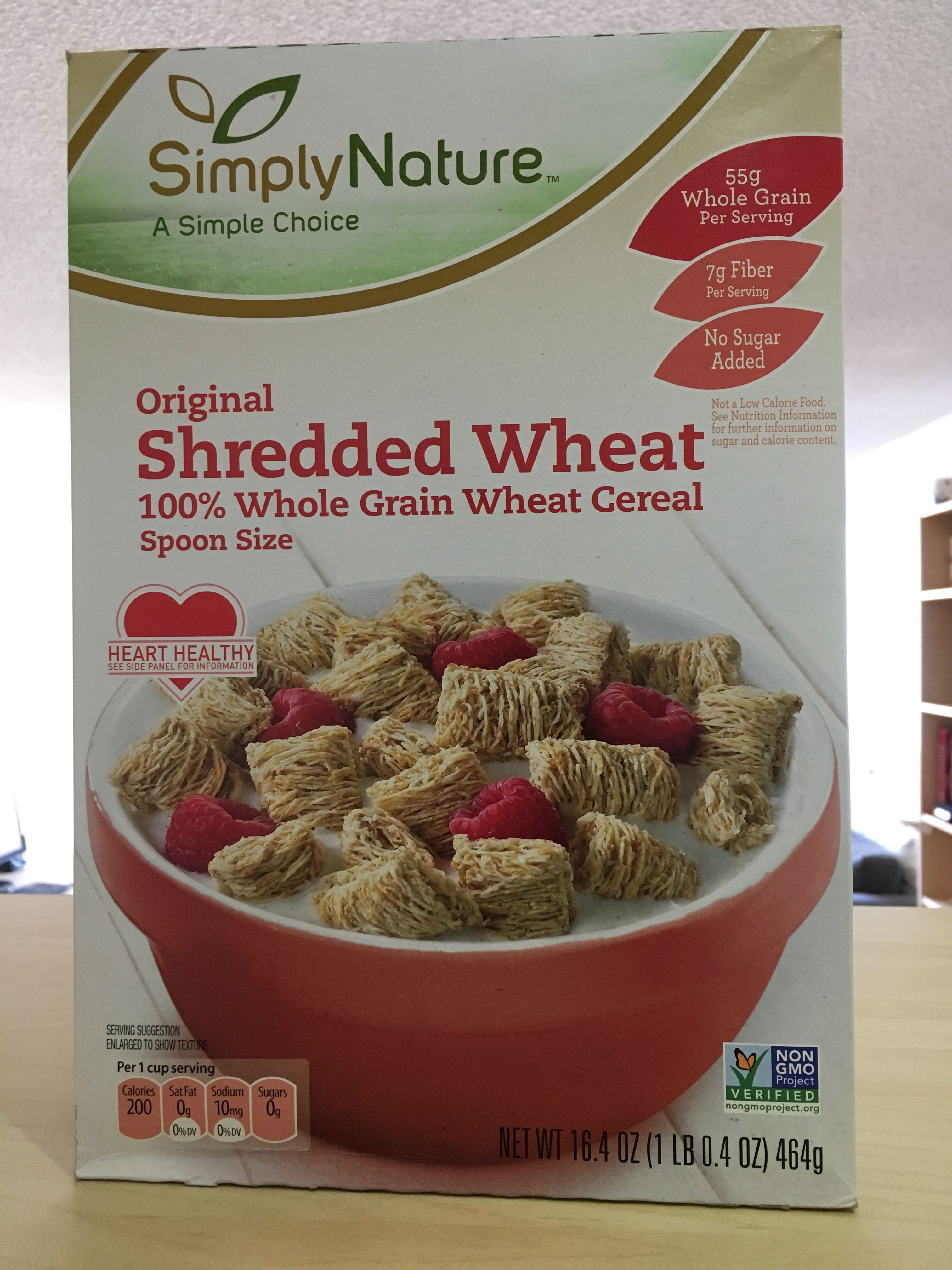 Pin By Scott Mcphee On American Breakfast Cereals Whole Grain Wheat Heart Healthy Wheat Cereal