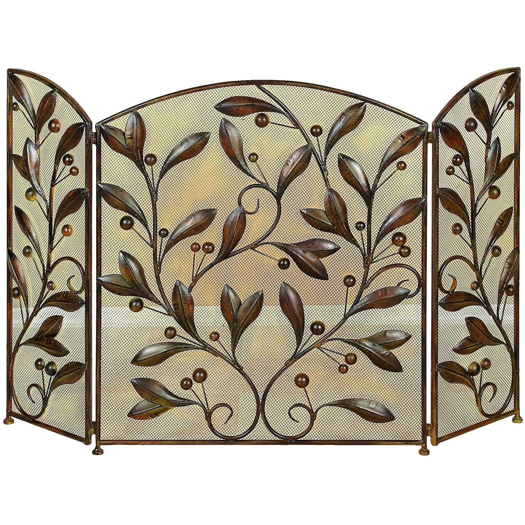 metal fire screen a decorative protection products pinterest