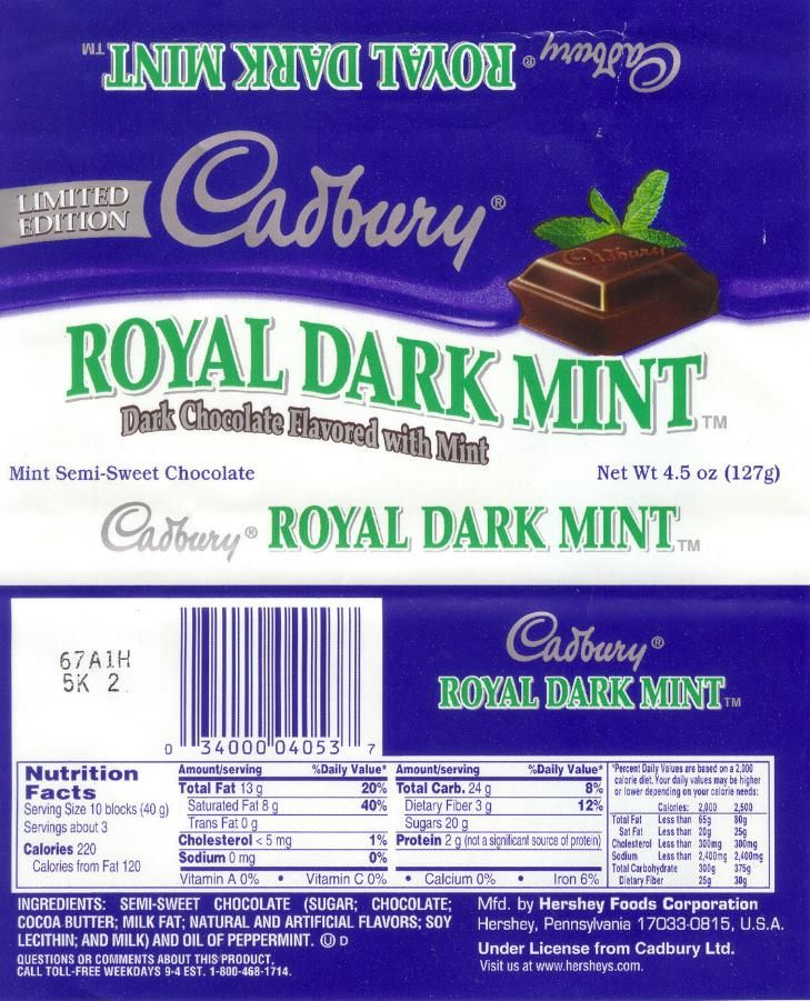 mike s candy bar page cadbury royal dark mint cadbury cadbury world cadbury chocolate cadbury royal dark mint cadbury