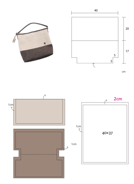 How to Make a Tote Bag #diytutorial