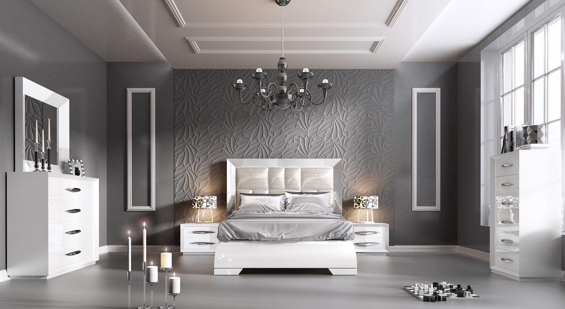 Pin de Muebles Intermobel en DORMITORIOS de ALTA GAMA | Pinterest ...