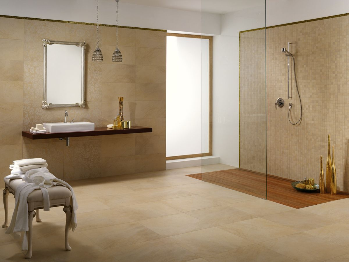 Ceramic tiles collection Chic by Margres.