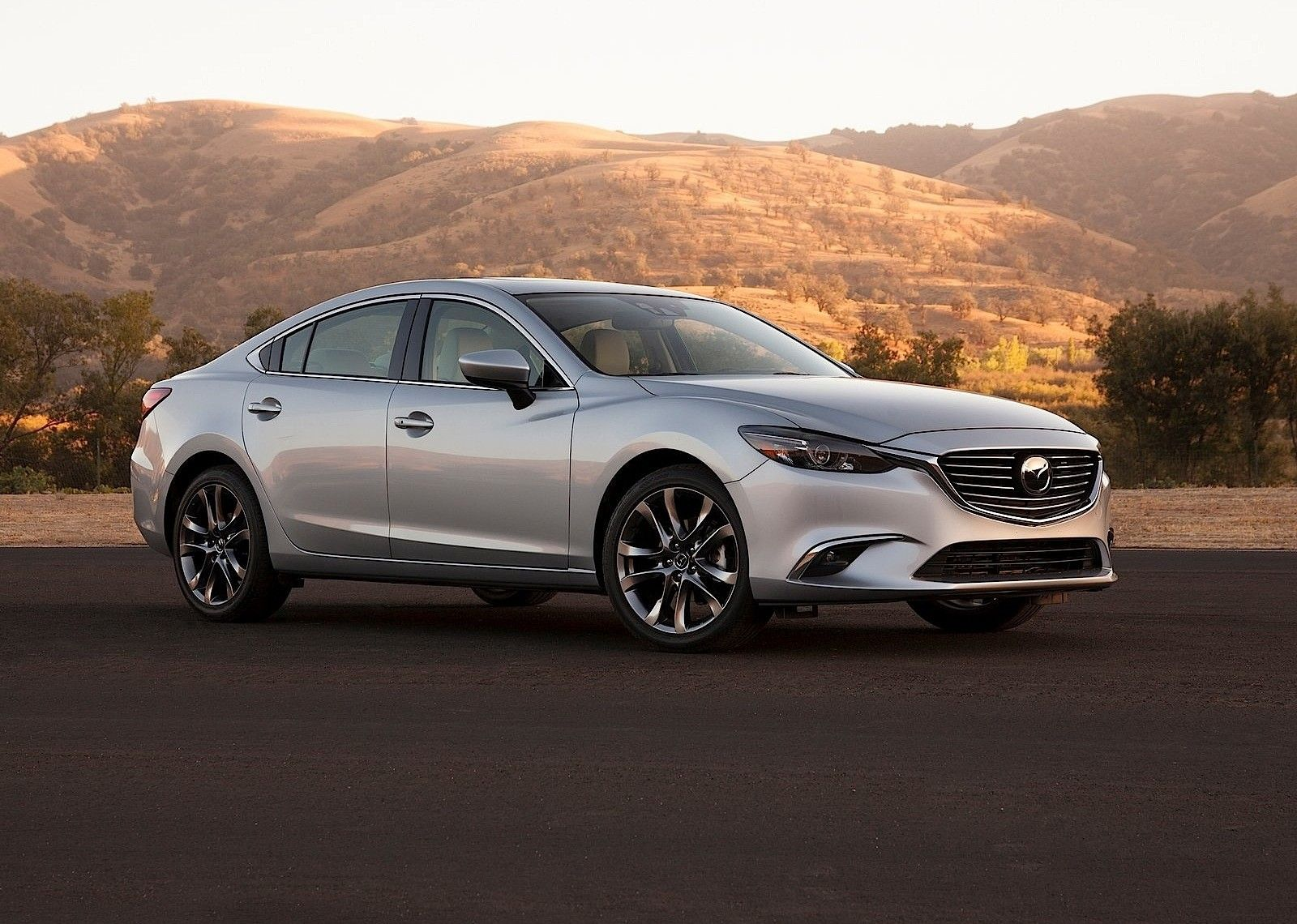 Mazda 6 Atenza Sedan 2015 Present Dream Cars Pinterest