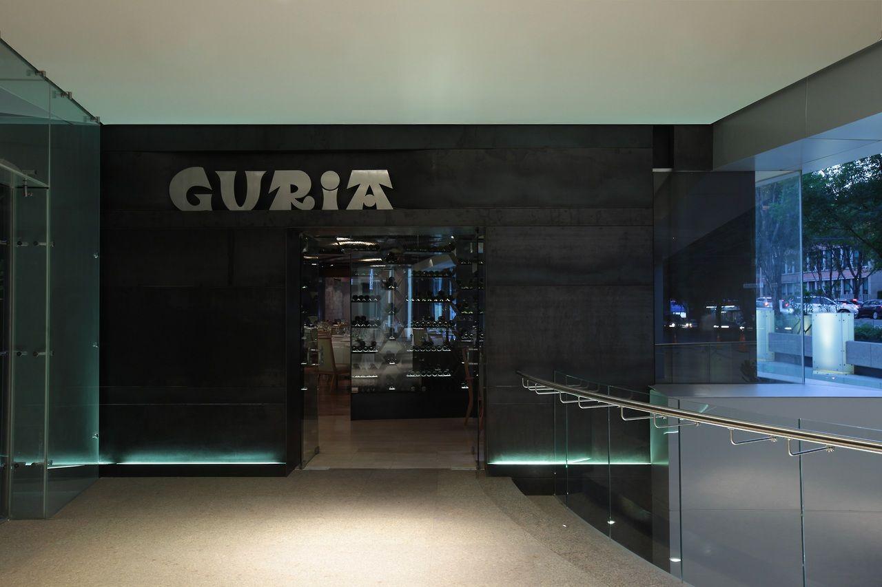 Restaurant Guria Polanco by Pascal Arquitectos